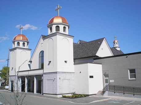 Halifax NS Saint Antonios Antiochian Orthodox Christian
