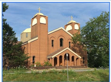 Halifax NS Saint George Greek Orthodox Church 1932
