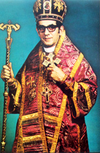 Archbishop Michael (Shaheen) - Canadian Orthodox History Project